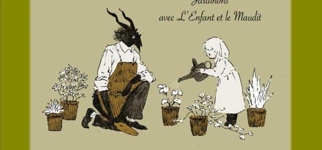 Second album illustré pour L'Enfant et le Maudit