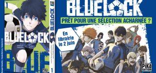 Blue Lock, le nouveau shônen Pika