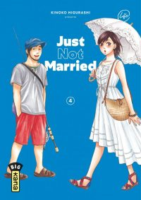 Just Not Married T4