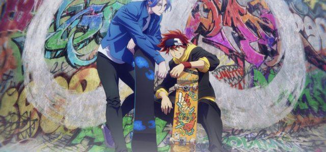 L'anime SK8 the Infinity annoncé