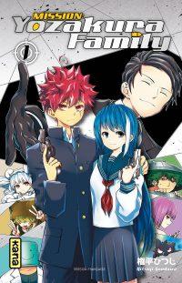 Mission : Yozakura Family