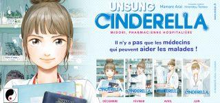 Unsung Cinderella arrive aux éditions Meian