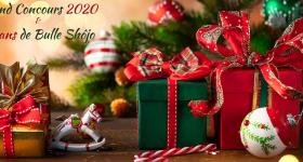 Grand Concours 2020 et 10 ans de Bulle Shôjo