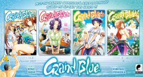Grand Blue débarque aux éditions Meian