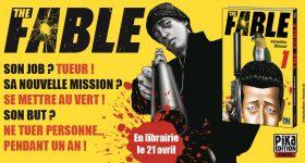 The Fable arrive aux éditions Pika