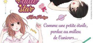 Le manga Like a little star annoncé chez Akata