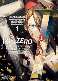 Re:Zero – Chronicles La ballade amoureuse de la Lame démoniaque