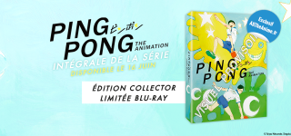 @Anime présente Ping Pong The Animation
