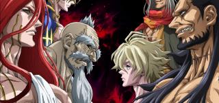 Le manga Valkyrie Apocalypse adapté en anime