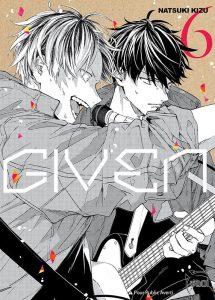 Given Vol.6