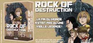 Le one-shot Rock of Destruction chez Omaké