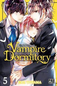 Vampire Dormitory Vol.5