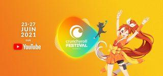 Crunchyroll et Kazé présentent le Crunchyroll Festival