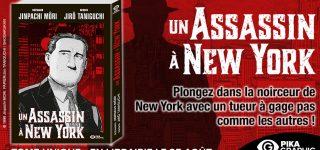 Un assassin à New York chez Pika