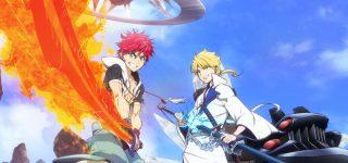 Le manga Orient Samurai Quest adapté en anime