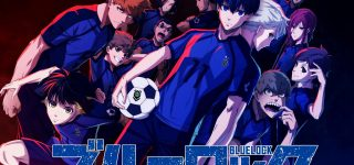 Le manga Blue Lock adapté en anime