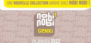 Genki : nouvelle collection de nobi nobi!