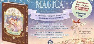 Les contes illustrés Magica chez Meian