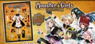 Monster Girls Collection aux éditions Soleil
