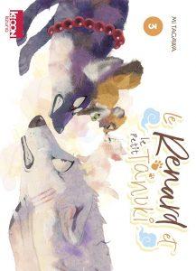 Le Renard et le Petit Tanuki Vol.3