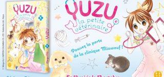 Yuzu, la petite vétérinaire arrive chez nobi nobi!