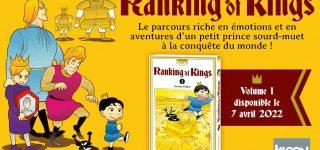 Le manga Ranking of Kings à paraître chez Ki-oon
